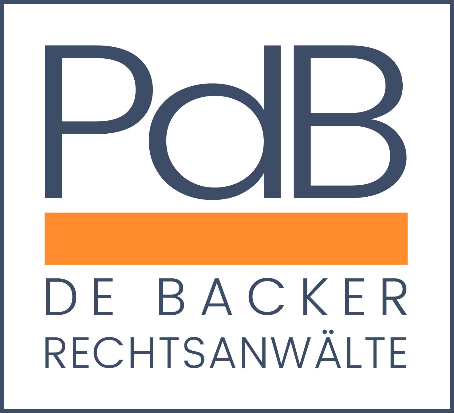 De Backer Rechtsanwälte Anwalt Mobbing Rechtsanwalt Patrick P